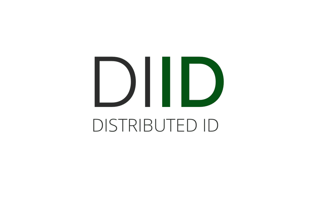 Distributed ID (DIID)