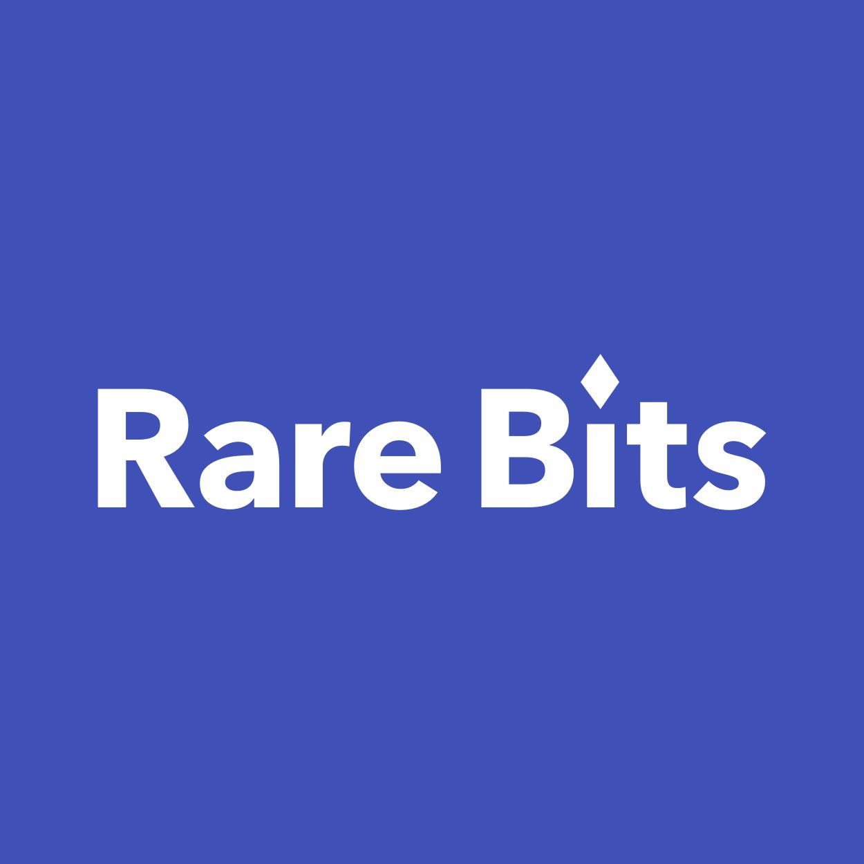 Rare Bits