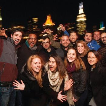 Button - Our team was voted as The #1 Best Place to Work in NYC!