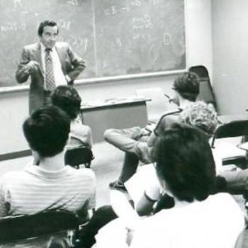 Kaplan Test Prep - Stanley H. Kaplan back in the day!