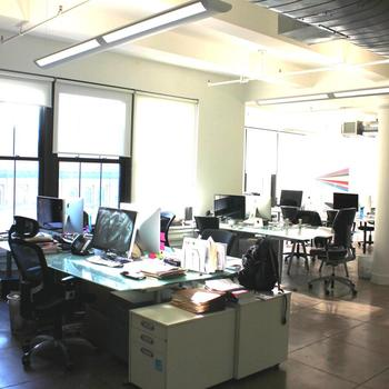 Propellr - We work in a bright, spacious office in the heart of the Flatiron District