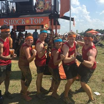 Sila Solutions Group - When you need a helping hand at the Tough Mudder