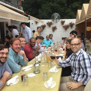 Sila Solutions Group - Quarterly Regional Dinners