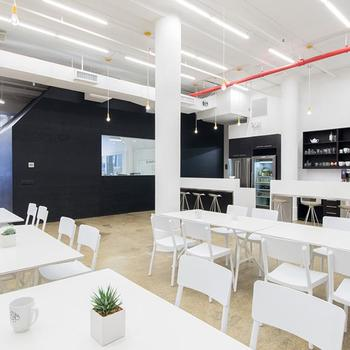 Betaworks One, Inc. - Newly renovated office space