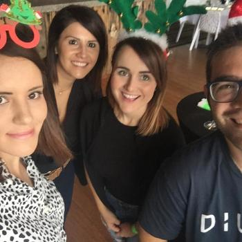 DiUS - End of year festivities with the Melbourne team!