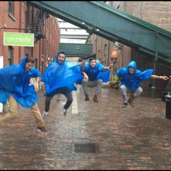 Environics Analytics - Summer scavenger hunt at the Distillery District