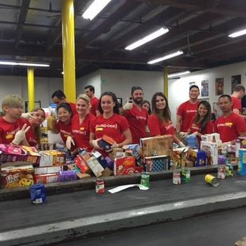 Amobee - Amobee gives back- volunteering