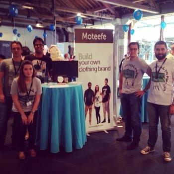 Moteefe - MassChallenge Startup Showcase last summer