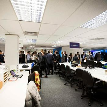 Moteefe - Launch event at our new home - Fuel Ventures
