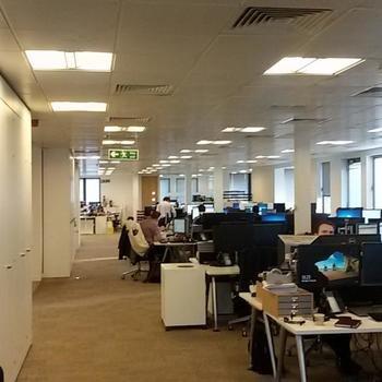 Datix Ltd - We are based in an open plan office in Wimbledon, South West London.