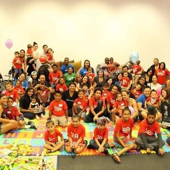 Spokeo, Inc. - Annual Kids Day!