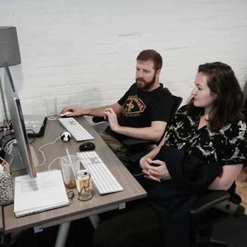 Tandem - We're big on pair programming.