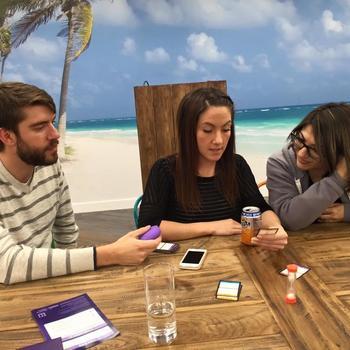Secret Escapes - Board games on the sea shore #boardgamenight