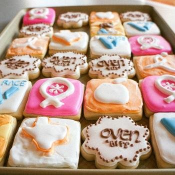 Oven Bits - We love sending baked goods to our friends and partners.