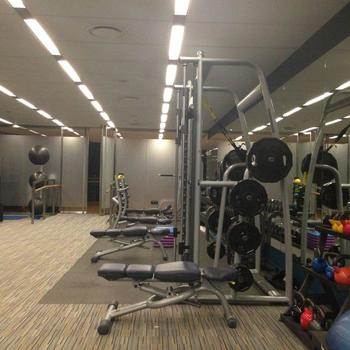 Hearst (merged accounts) - State of the art health club in the building