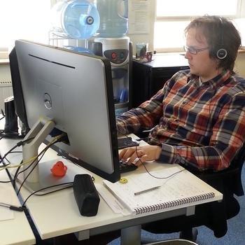 Webigence Ltd - ASP.NET developer at Webigence concentrating and producing good code.