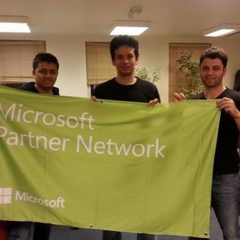 Webigence Ltd - Some of the Webigence ASP.NET developers having passed their Microsoft certifications.