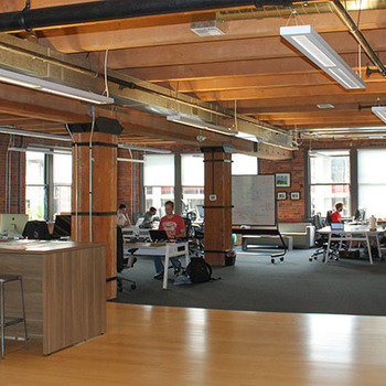 The Climate Corporation - Our Seattle office was named one of the coolest offices in Pioneer Square.