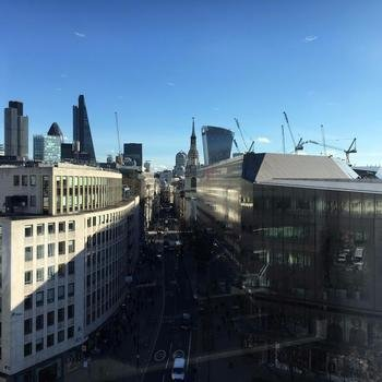 OfficeServe - Awesome view from the window over Cheapside.