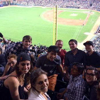 Ampush Media, Inc. - SF Giants Baseball
