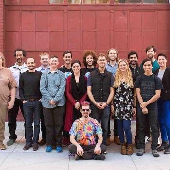 MakeSchool - Team photo, December 2015