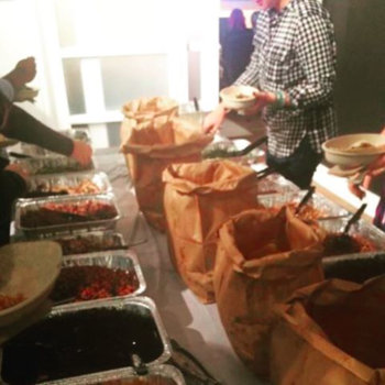 Sprinklr, Inc. - Catered Lunches