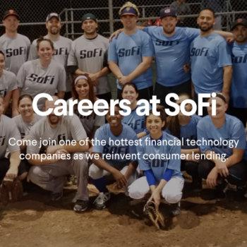 SoFi - Company Photo