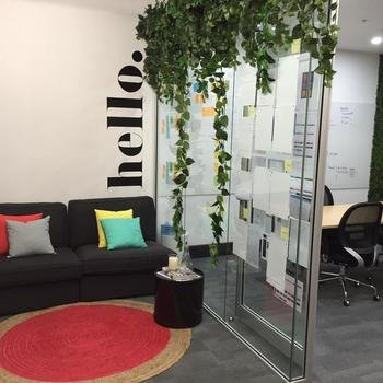 HSC Hub - We've got some pretty sweet offices in Sydney.