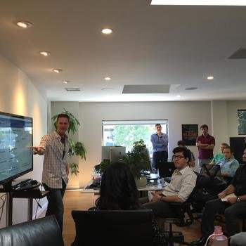 Liftoff - We like sharing information and learning new things