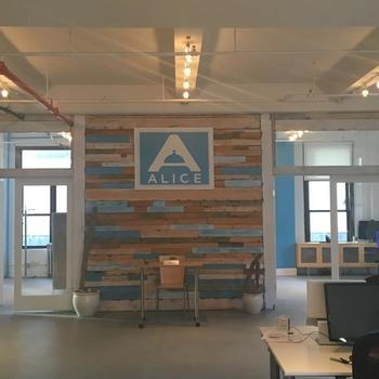 Alice - Open and accessible office
