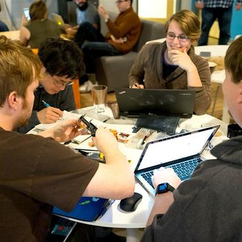 Formlabs Inc. - The Hackathon: a 2-day event when employees can build anything.