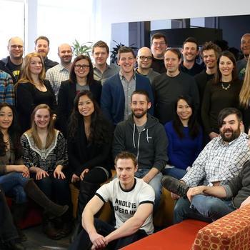 Litmus Software, Inc. - Team photo 2015