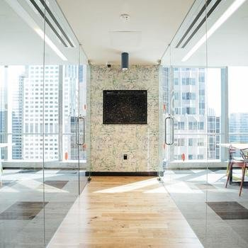 Carbon - our digs: the sunny wework transbay office