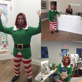 Ted Todd Insurance - Holiday Cheer!