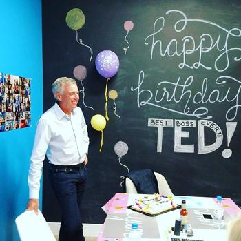 Ted Todd Insurance - Birthday Celebration for our Founder.