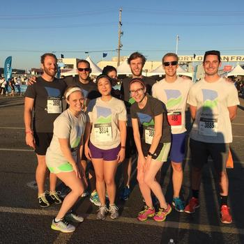 FutureAdvisor - FA's 5k team