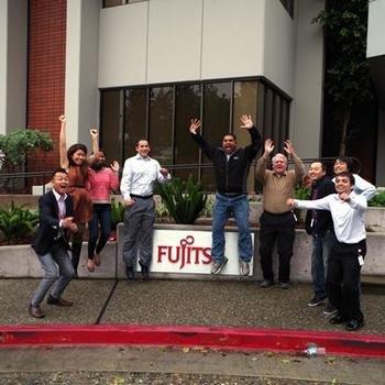 Fujitsu RunMyProcess - GSC outdoor!