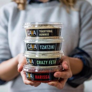 Cava Group, Inc. - You can get them at Whole Foods, but we can get them in the office fridge.