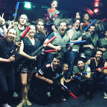 Kargo Global, Inc. - Kargo Night Out | Laser Tag
