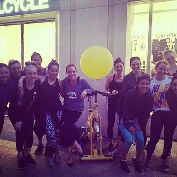 POPSUGAR - Team SoulCycle