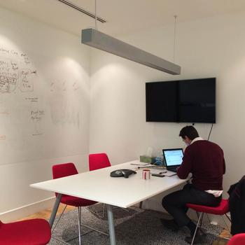 BiblioCommons - With separate meeting rooms and phone rooms