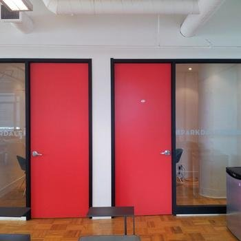 BiblioCommons - Our phone and meeting rooms are named after Toronto neighbourhoods