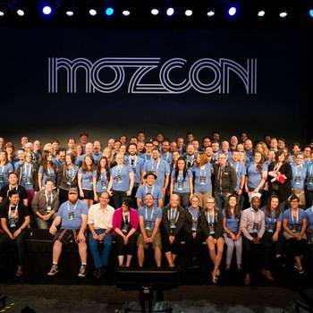 Moz - We put on the best marketing conference, MozCon