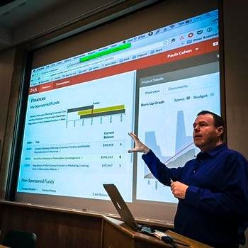 Cornell University - The PI Dashboard Launch