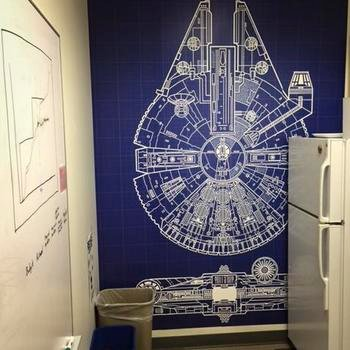 Cornell University - Millenium Falcon Kitchen