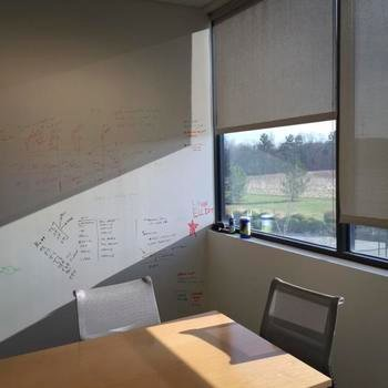 Cornell University - Sunlight and Whiteboard Walls
