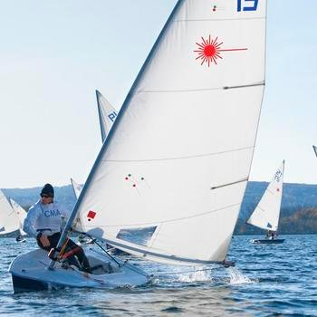 Cornell University - Sailing on Cayuga Lake