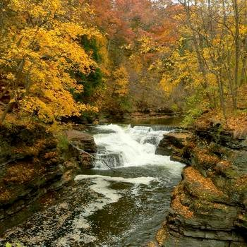 Cornell University - Ithaca nature/hiking