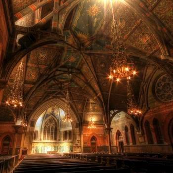 Cornell University - Cornell Historic Sage Chapel