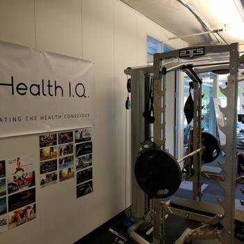 Health IQ - A gym conveniently located inside the office